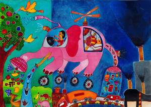 "K.G.Yasiru Mandara :""RECYCLING CAR""-Category 2"