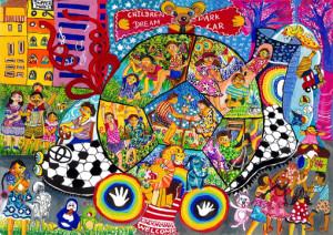 "Jithmini Amalja :""CHILDREN PARK DREAM CAR""-Category 3"