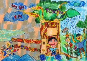 "Basura Kaumal :  ""Environment Friendly Car"" -  Category 1"