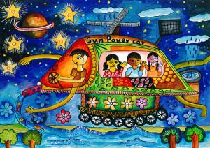 "Geethma Thalangama : ""Dream Car"" - Category 2"