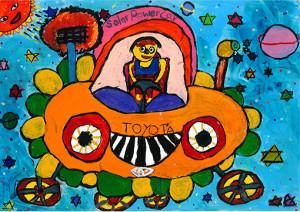 """Minuda Wimaladasa : """"Dream Car"""" - Category 1"""