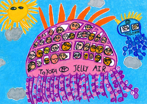 "Rehan  Weerakoon : ""Jellyfish Motor Car(Solar)"" - Category 1"