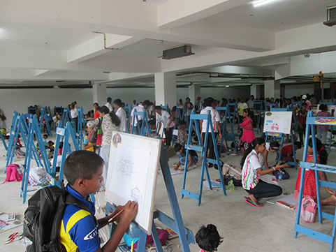 Art Camp - Kandy