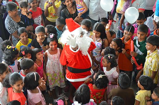Christmas at TLPL Wattala - 2013