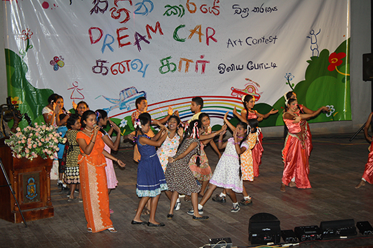 Dharmaraja College - Kandy